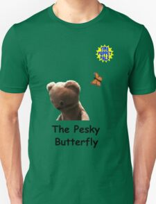 The Pesky Butterfly T-Shirt