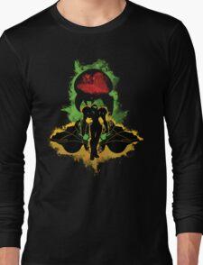 Zebes Conflict Long Sleeve T-Shirt