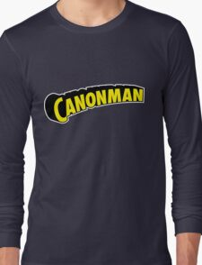 Canonman Long Sleeve T-Shirt