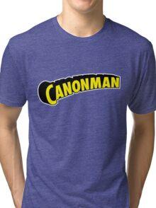 Canonman Tri-blend T-Shirt