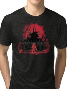 What a Horrible Night to Have a Curse Tri-blend T-Shirt