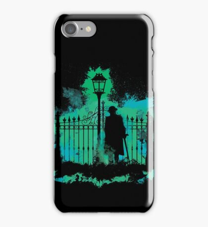 Gaspar at The End of Time iPhone Case/Skin