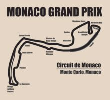 Monaco Grand Prix (Light Shirts) by oawan