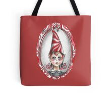 Christmas - Peppermint Twist Tote Bag