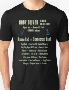 Andy Dwyer Rock Festival T-Shirt