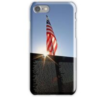 Remembering Our Heros iPhone Case/Skin