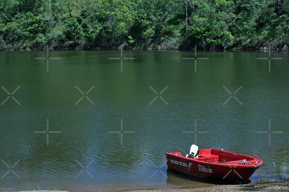 The Red Boat by STHogan