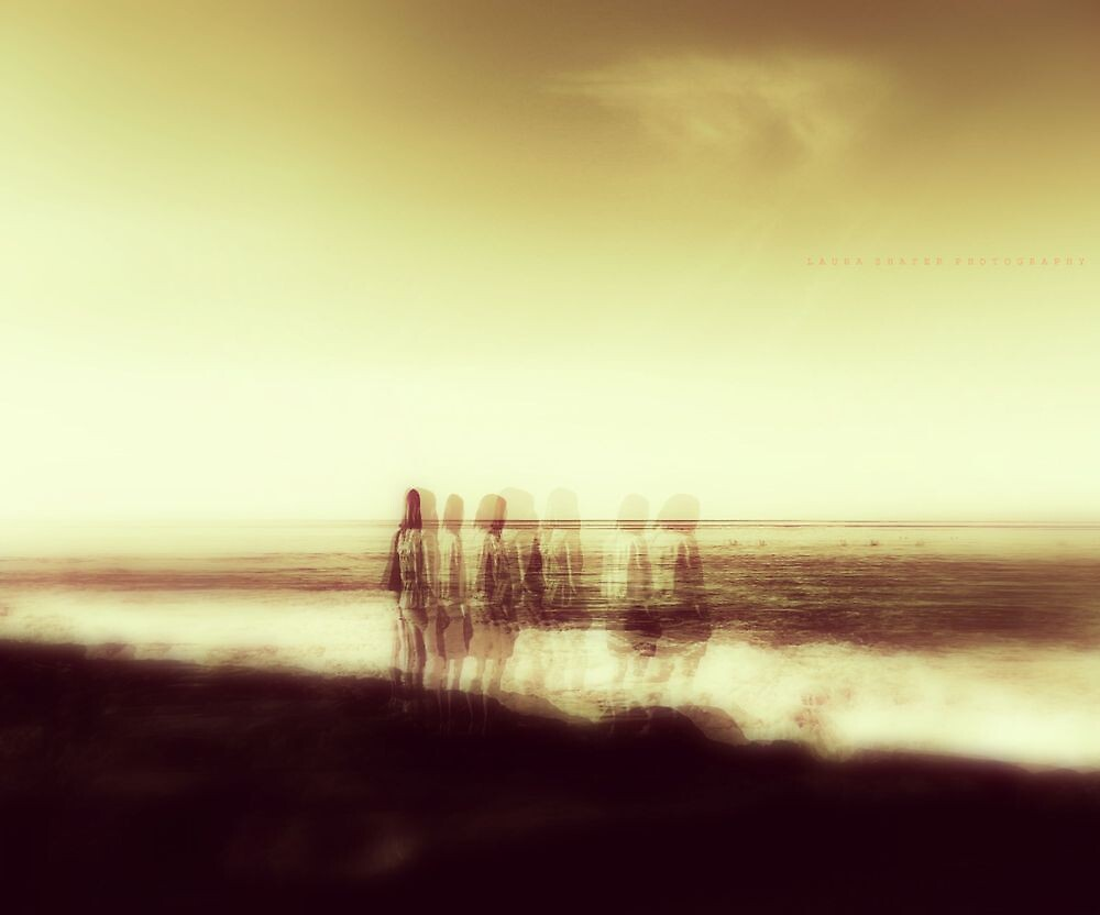 SOULS BY THE SEA by Laura E  Shafer