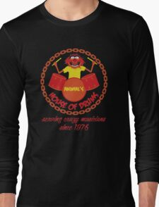 House of Drums Long Sleeve T-Shirt