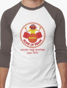 House of Drums Men's Baseball ¾ T-Shirt