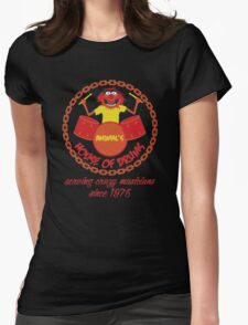 House of Drums Womens Fitted T-Shirt