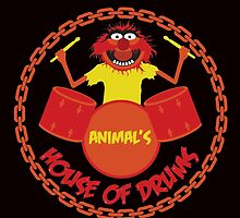 House of Drums by joefixit2
