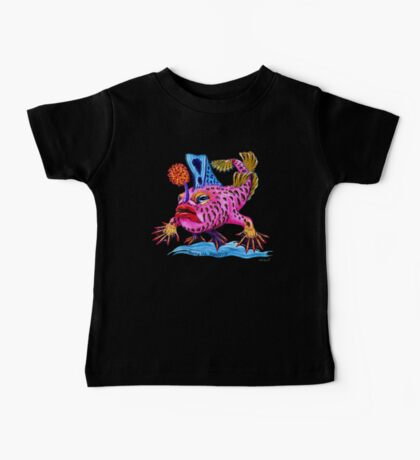 GALLIMAUFRY ~ Henry the Handfish by tasmanianartist Baby Tee