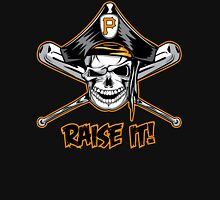 Raise The Jolly Roger!! Unisex T-Shirt