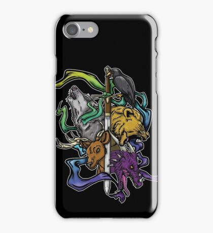 Heir to the Throne iPhone Case/Skin
