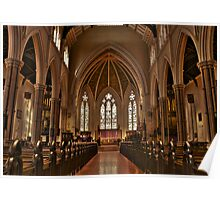 St.James Cathedral Toronto Poster