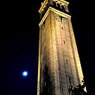 Cal Berkeley Bell Tower by Bob Moore