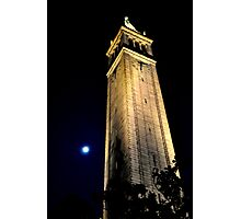 Cal Berkeley Bell Tower Photographic Print