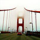 Golden gate bridge  by taylormorrill