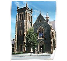 Sts Peter & Pauls' Old Cathedral, Goulburn Poster