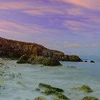 Evening shore by bpzzr