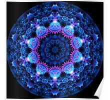 Under The Sea Kaleidoscope 10 Poster