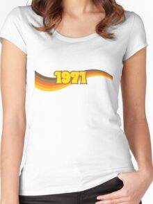 1971 Women's Fitted Scoop T-Shirt