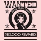 WANTED - Billie Jean Davy by DCdesign