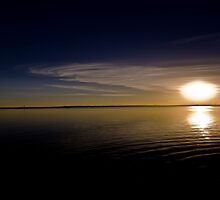 Sunset from another planet by LJ_©BlaKbird Photography