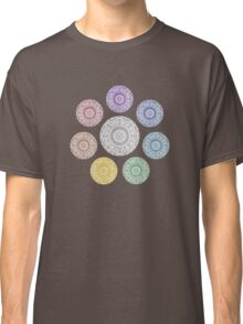 colours of life - chakras Classic T-Shirt