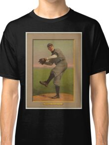 Benjamin K Edwards Collection Orval Overall Chicago Cubs baseball card portrait Classic T-Shirt