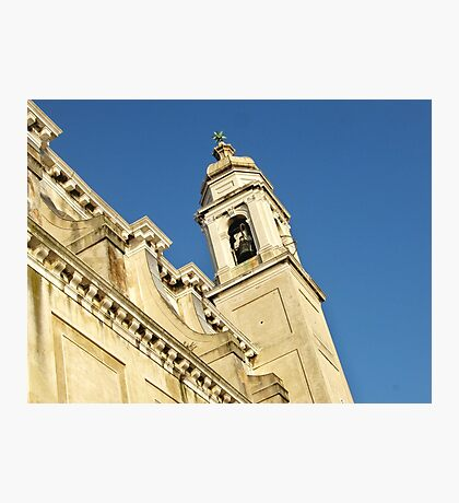 Venice Steeple Photographic Print