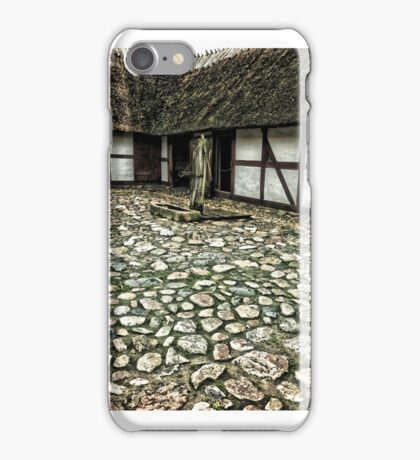 The Old Farmyard iPhone Case/Skin