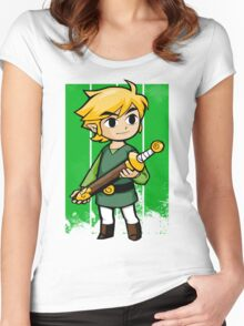 The Wind Waker Women's Fitted Scoop T-Shirt