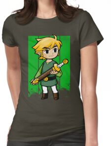 The Wind Waker Womens Fitted T-Shirt
