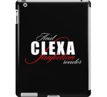 The 100 - Clexa Fanfiction Reader iPad Case/Skin