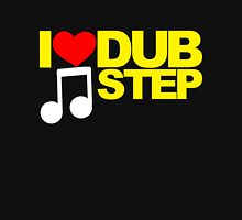 I LOVE DUBSTEP (YELLOW)  T-Shirt