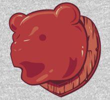 Bear Price One Piece - Long Sleeve