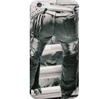 I Go Nuts 4 Cowboy Butts iPhone Case/Skin