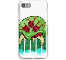Galactic Parasite iPhone Case/Skin