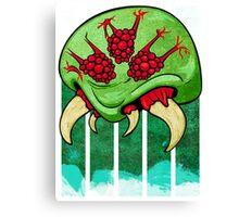 Galactic Parasite Canvas Print