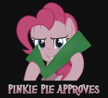 pinkie pie approves