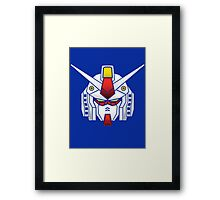 Mobile Suit in Disguise Framed Print