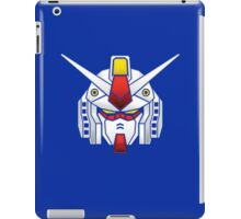 Mobile Suit in Disguise iPad Case/Skin