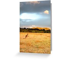 Wilsons Promontory 2012, Vic, Australia. Greeting Card