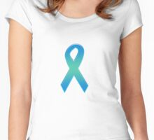 Blue Ribbon Women's Fitted Scoop T-Shirt