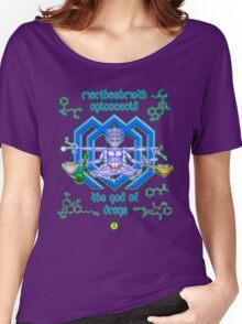 Marihashmeth Opicocacid - the god of drugs  Women's Relaxed Fit T-Shirt