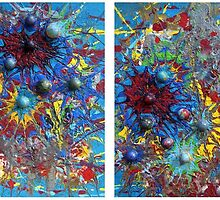 """Experiments and Explosions"" (2010) by Christine Ghattas"