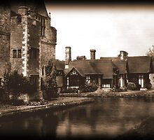 Hever Castle 1830 by diggle