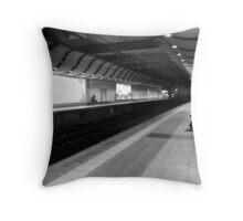 Mascot Station, Sydney NSW Throw Pillow